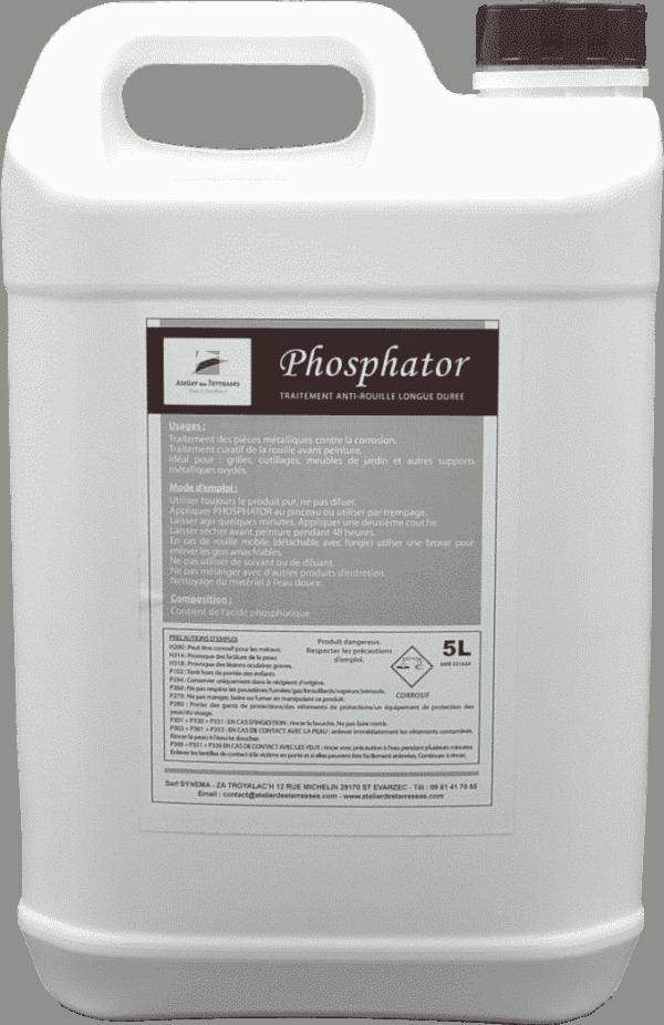 4 PH - Phosphator