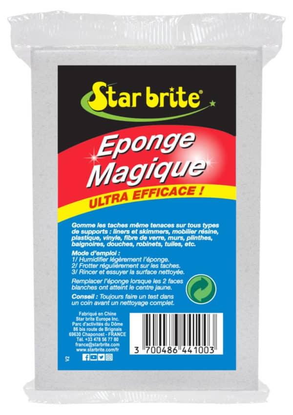 EPONGE MAGIQUE - Eponge Magique - STARBRITE