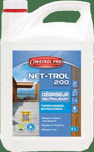 NET TROL 200 5 L - Accueil
