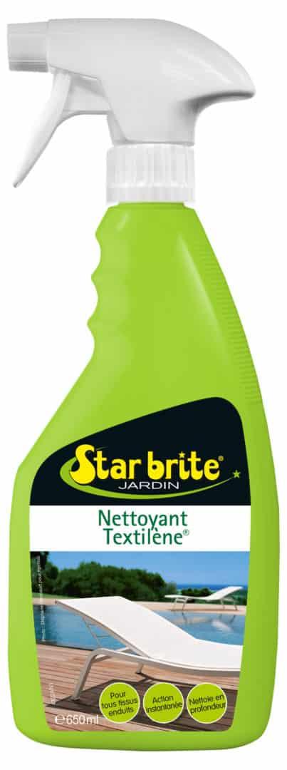 NETTOYANT TISSUS ENDUITS 650 ml - Nettoyant STARBRITE tissus enduits (textilène, Batyline) 650ml