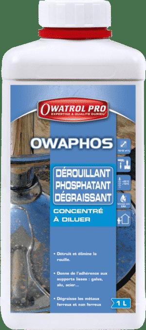 OWAPHOS 1L - Accueil