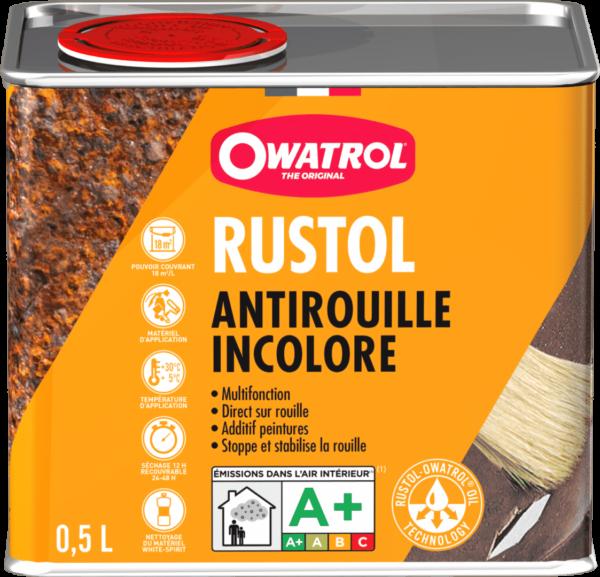 RUSTOL OWATROL - Anti rouille Rustol Owatrol 0.5 L