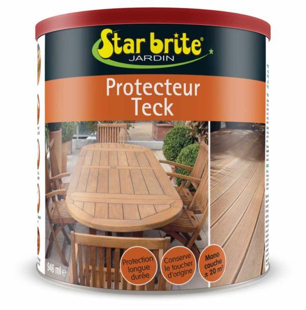 SATURATEUR TECK 1 L - Saturateur protecteur Teck - STARBRITE - 1L